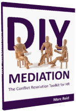 DIY Mediation - learn to resolve low level conflict
